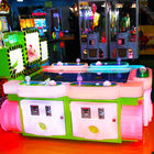200W Excavator Coin Prize Machine 5 Players 220V/110V  For Theme Park